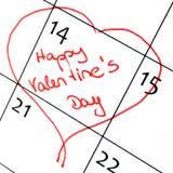 Día de Valentinves Fotos de archivo libres de regalías