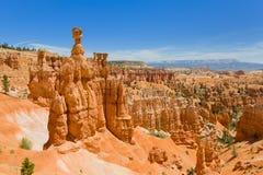 Día de verano en Bryce Canyon Imagen de archivo libre de regalías