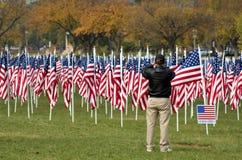 Día de veterano Foto de archivo libre de regalías