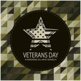 Día de veteranos Foto de archivo
