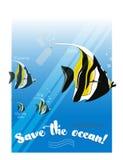 Día del agua del mundo Ilustración EPS 10 del vector libre illustration