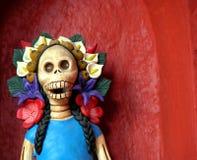 Día del Catrina muerto Foto de archivo