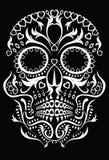 Día del cráneo muerto Imagen de archivo libre de regalías
