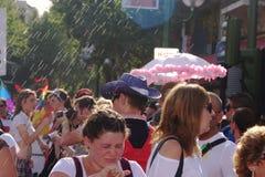 Día del orgullo alegre 02 foto de archivo libre de regalías