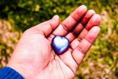 Día del ` s de Art Valentine de la foto Fotografía de archivo