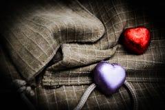 Día del ` s de Art Valentine de la foto Fotografía de archivo libre de regalías
