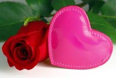 Día del `s de la tarjeta del día de San Valentín Imagenes de archivo