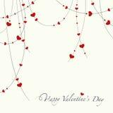 Día del `s de la tarjeta del día de San Valentín libre illustration