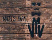 Día del ` s de los hombres Imagen de archivo