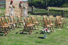 Día del sol de la boda Fotos de archivo