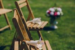 Día del sol de la boda Foto de archivo libre de regalías