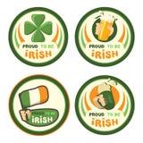 Día del St. Patrick Fotos de archivo