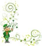 Día del St. Patrick Fotografía de archivo