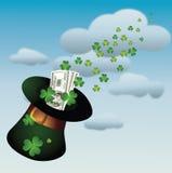 Día del St. Patrick Imagen de archivo libre de regalías