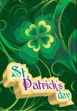 Día del St. Patrick Imágenes de archivo libres de regalías
