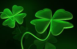 Día del St. Patrick libre illustration