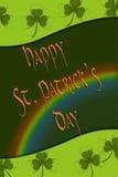 Día del St Patrick Fotografía de archivo
