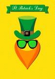 Día del St Patrick Imagen de archivo libre de regalías