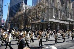 Día del St. patrick en Nueva York imagen de archivo libre de regalías