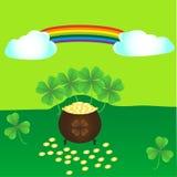 Día del St. Patricks Imagen de archivo