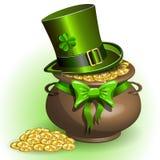 Día del St. Patricks Fotografía de archivo
