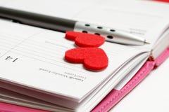 Día del St Valentin Imágenes de archivo libres de regalías