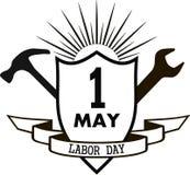 Día del Trabajo Imagen de archivo libre de regalías