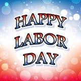 Día del Trabajo feliz Fotografía de archivo libre de regalías