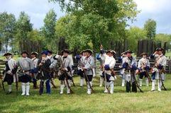 Día en Ogdensburg, Estado de Nuevo York del fundador Foto de archivo libre de regalías