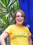 Día feliz de Australia Fotografía de archivo libre de regalías