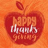 Día feliz de la acción de gracias Fotografía de archivo