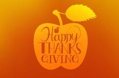 Día feliz de la acción de gracias Fotos de archivo
