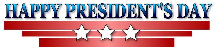 Día feliz de los presidentes libre illustration