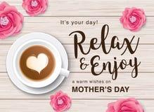 Día feliz del `s de la madre libre illustration