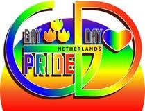 Día gay Fotografía de archivo libre de regalías
