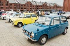 Día histórico 2013 del coche de Yokohama Foto de archivo