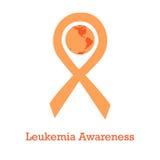 Día internacional de conciencia del leukimia stock de ilustración
