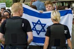 Día internacional de Quds Foto de archivo libre de regalías