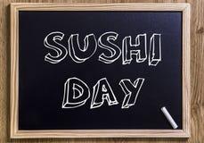 Día internacional del sushi fotografía de archivo libre de regalías