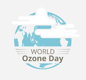 Día internacional para la preservación de la capa de ozono Fotos de archivo