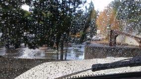 Día lluvioso Imagen de archivo libre de regalías