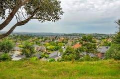 Día lluvioso en el parque Wilson australia Imagen de archivo libre de regalías