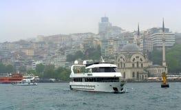 Día lluvioso en Estambul Imagenes de archivo