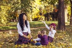 Día maravilloso del otoño fotografía de archivo libre de regalías