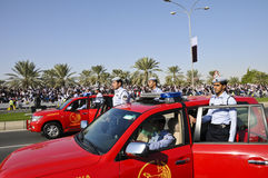 Día nacional 2010 de Qatar Foto de archivo