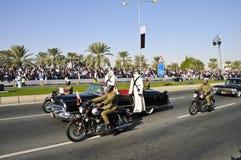 Día nacional 2010 de Qatar Fotografía de archivo libre de regalías