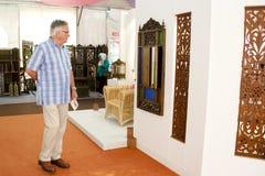 Día nacional 2011 del arte de Malasia Foto de archivo