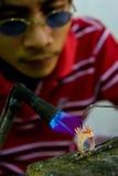 Día nacional 2012 del arte de Malasia Fotografía de archivo