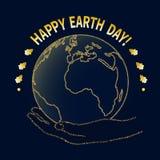 Día nacional del Earth-04 libre illustration