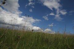 día nublado Imagenes de archivo